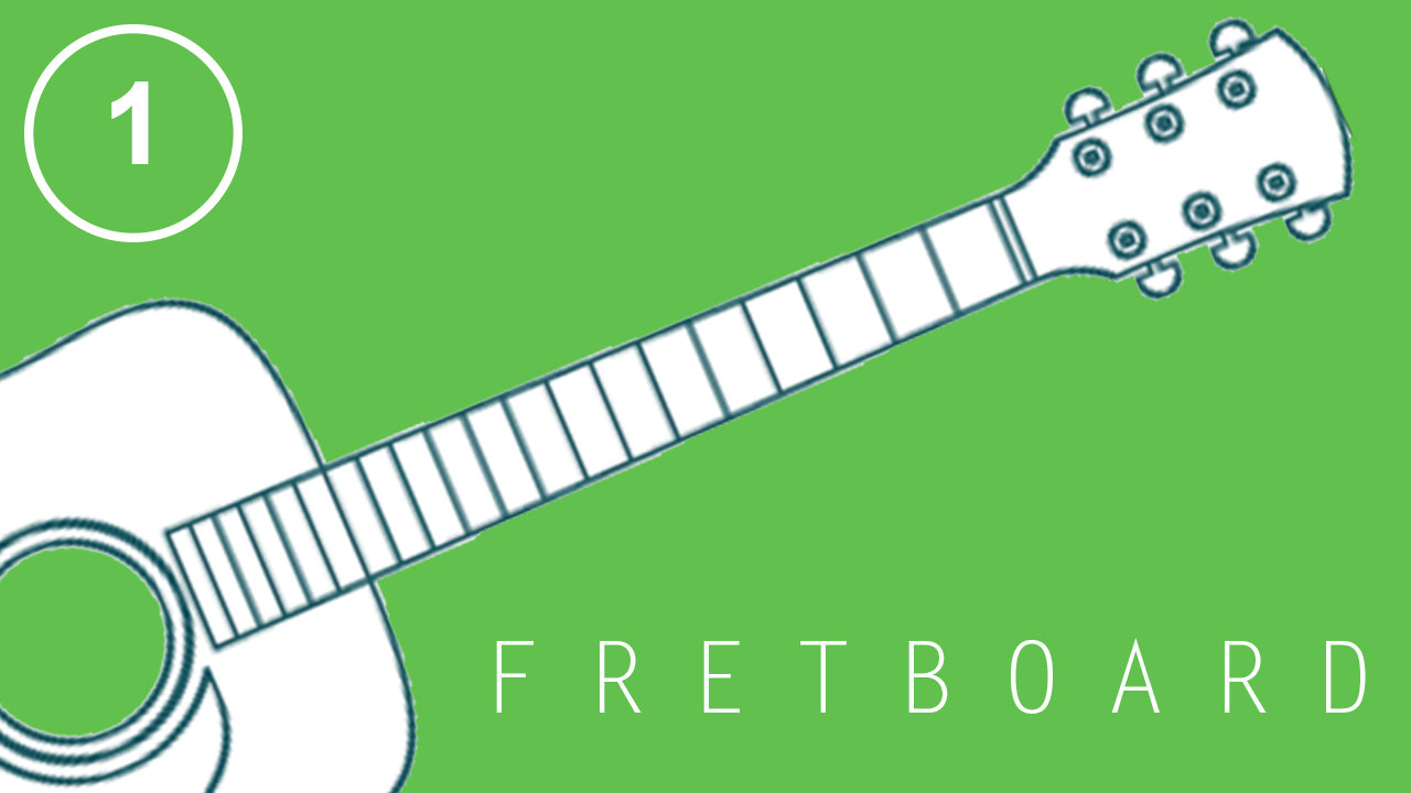 Level 1 Fretboard
