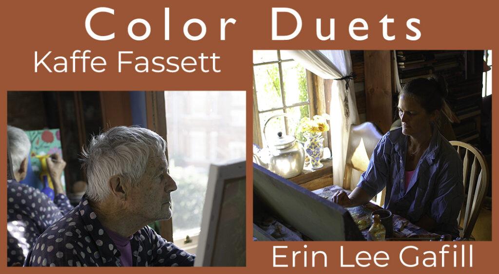 Kaffe Fassett, Erin Lee Gafill, Color Duets