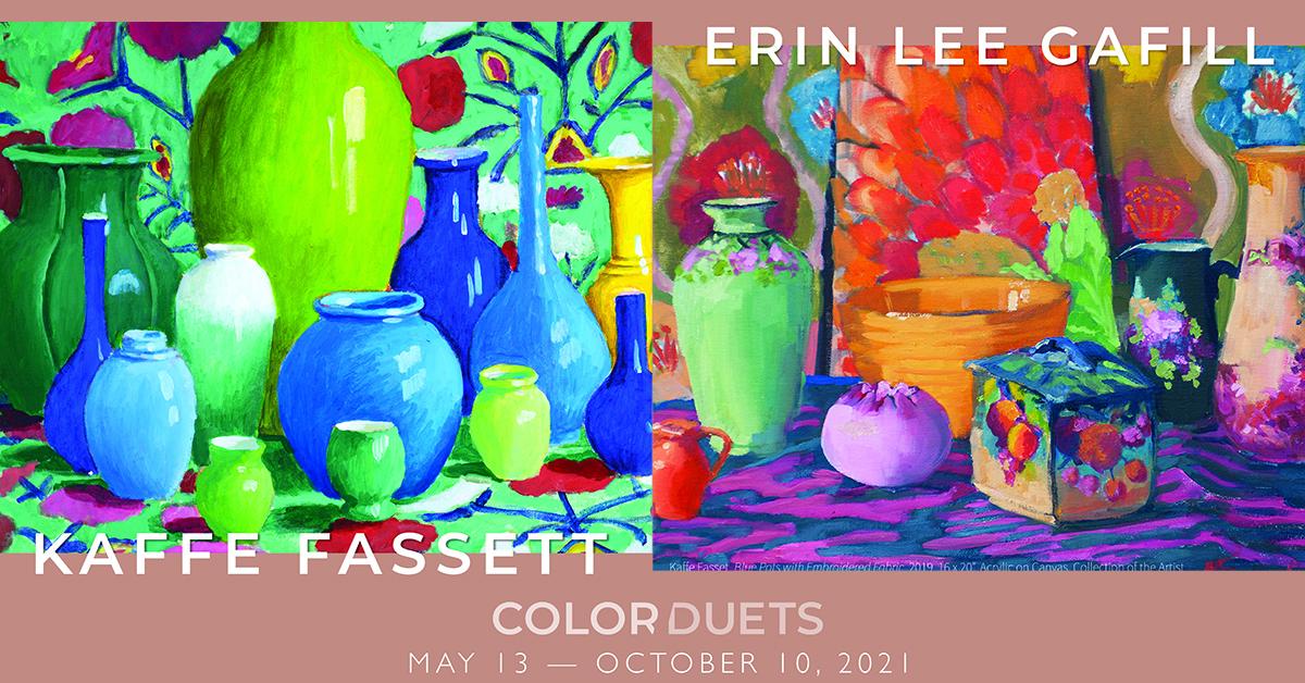 Color Duets - Kaffe Fassett   Erin Lee Gafill