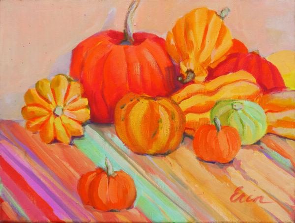 Gourds by Erin Lee Gafill