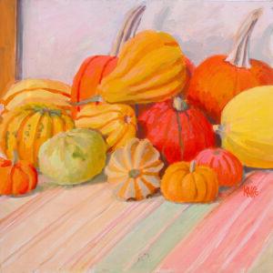 Gourds by Kaffe Fassetty
