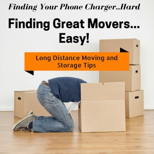 long distance moving and storage
