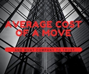 Average Cost of a Move
