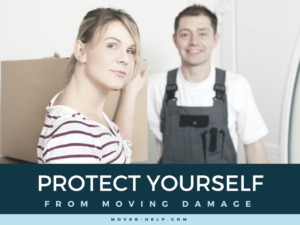 Does insurance cover moving damage