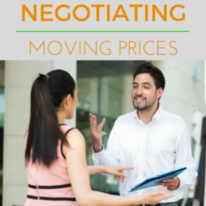 Moving Company Price