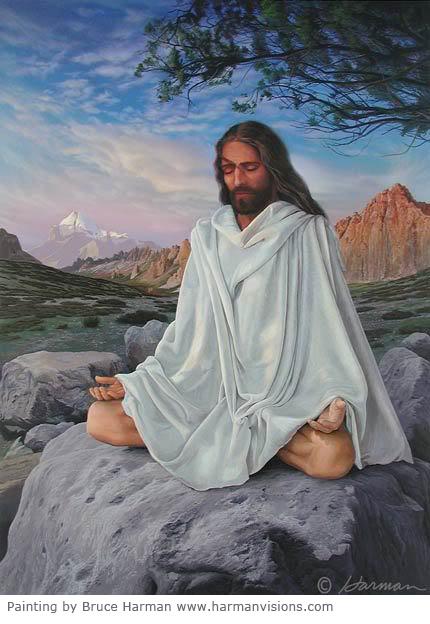 jesus_meditating