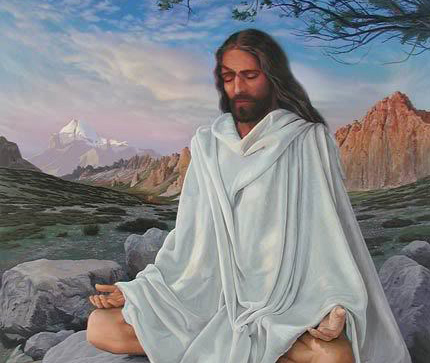 jesus_meditating_detail