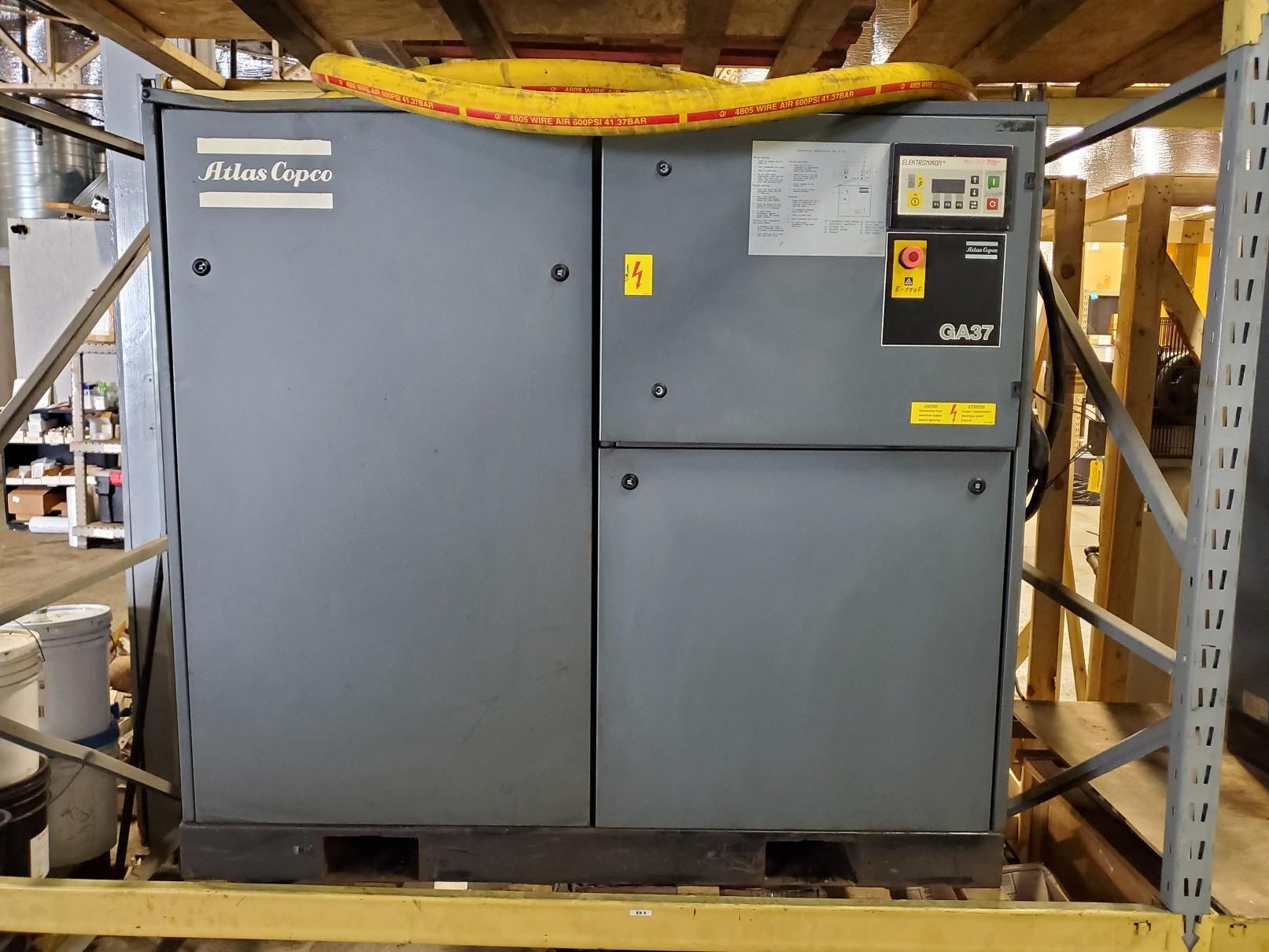 Atlas Copco Used Equipment Picture Flow Solutions