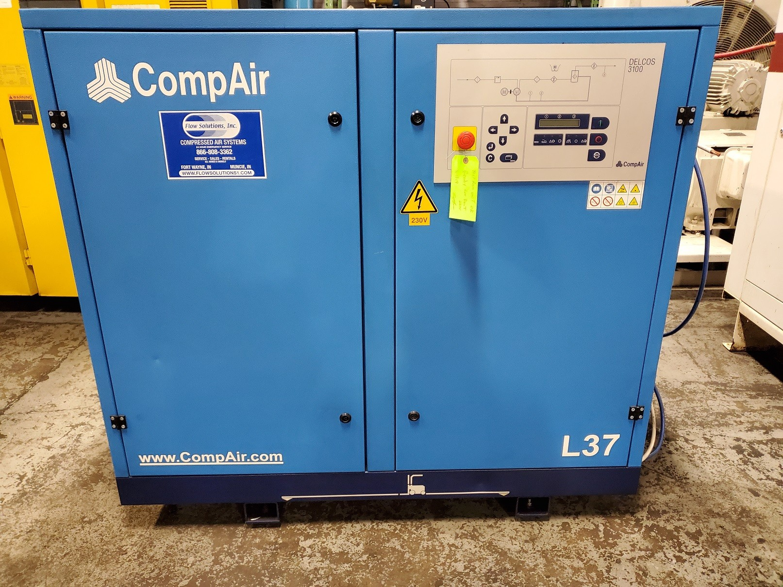 Compair L37 Used Equipment Photo Flow Solutions