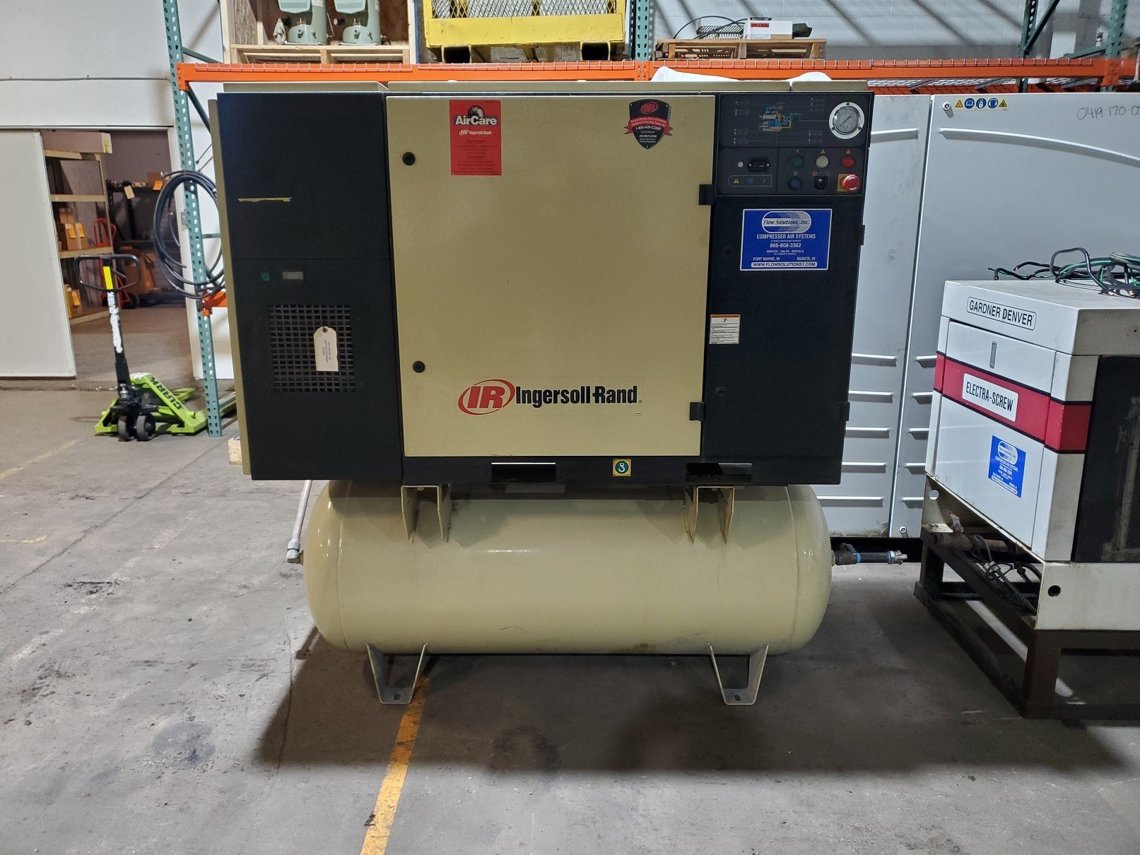 Ingersoll Rand Machine