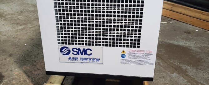 SMC - Refrigerated Air Dryer