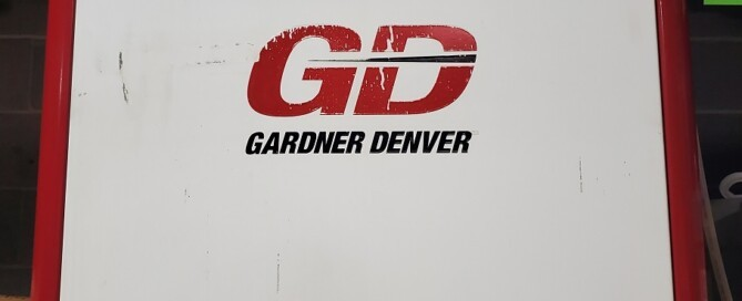 Gardner Denver - Refrigerated Dryer RNC400A4