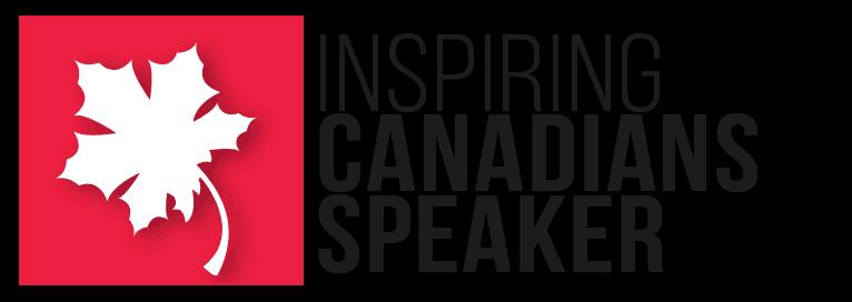 Inspiring Canadians Speaker award