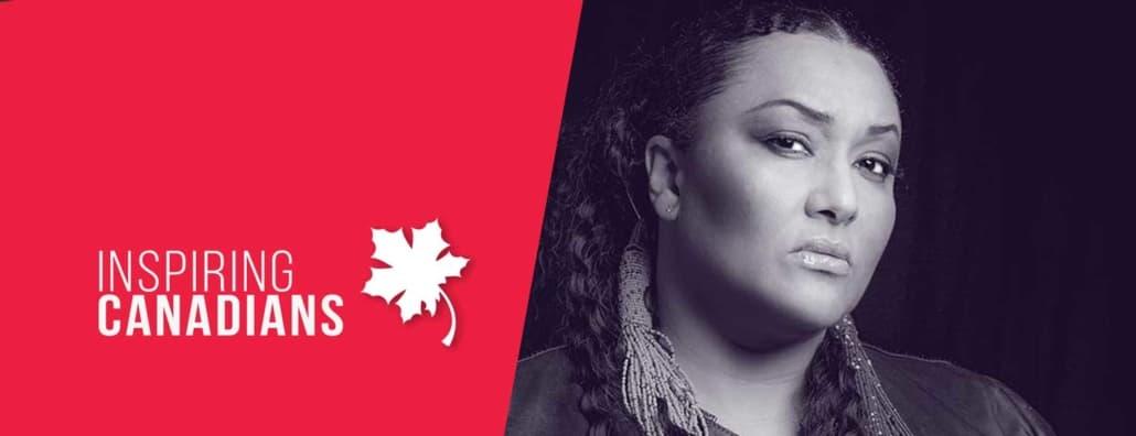 STEPHANE MORAILLE as an inspiring canadian