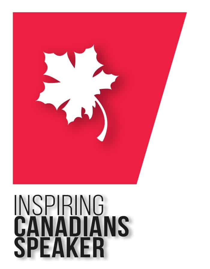 Inspiring Canadian Speaker