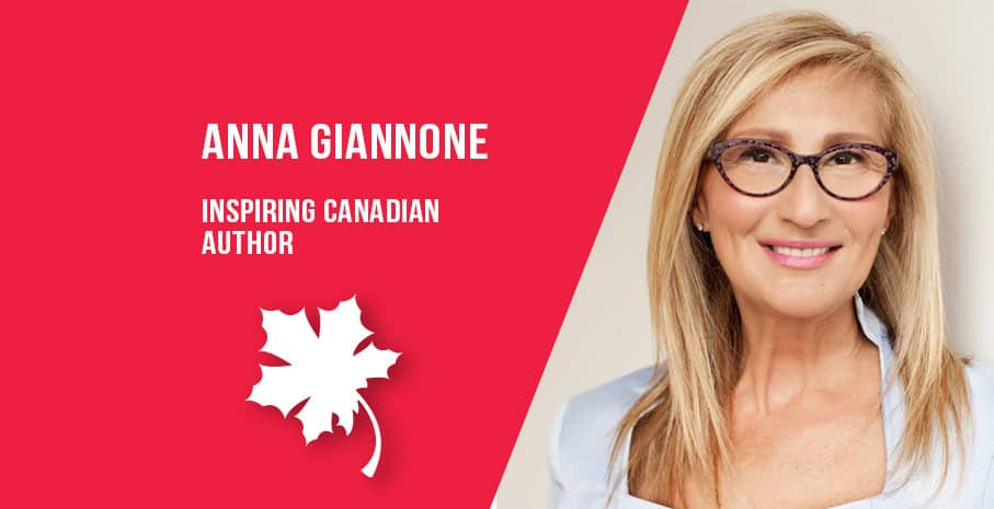 Anna Giannone | Inspiring Canadians Author | Best Selling Author