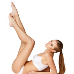 underarms, full Brazilian and full face laser hair removal