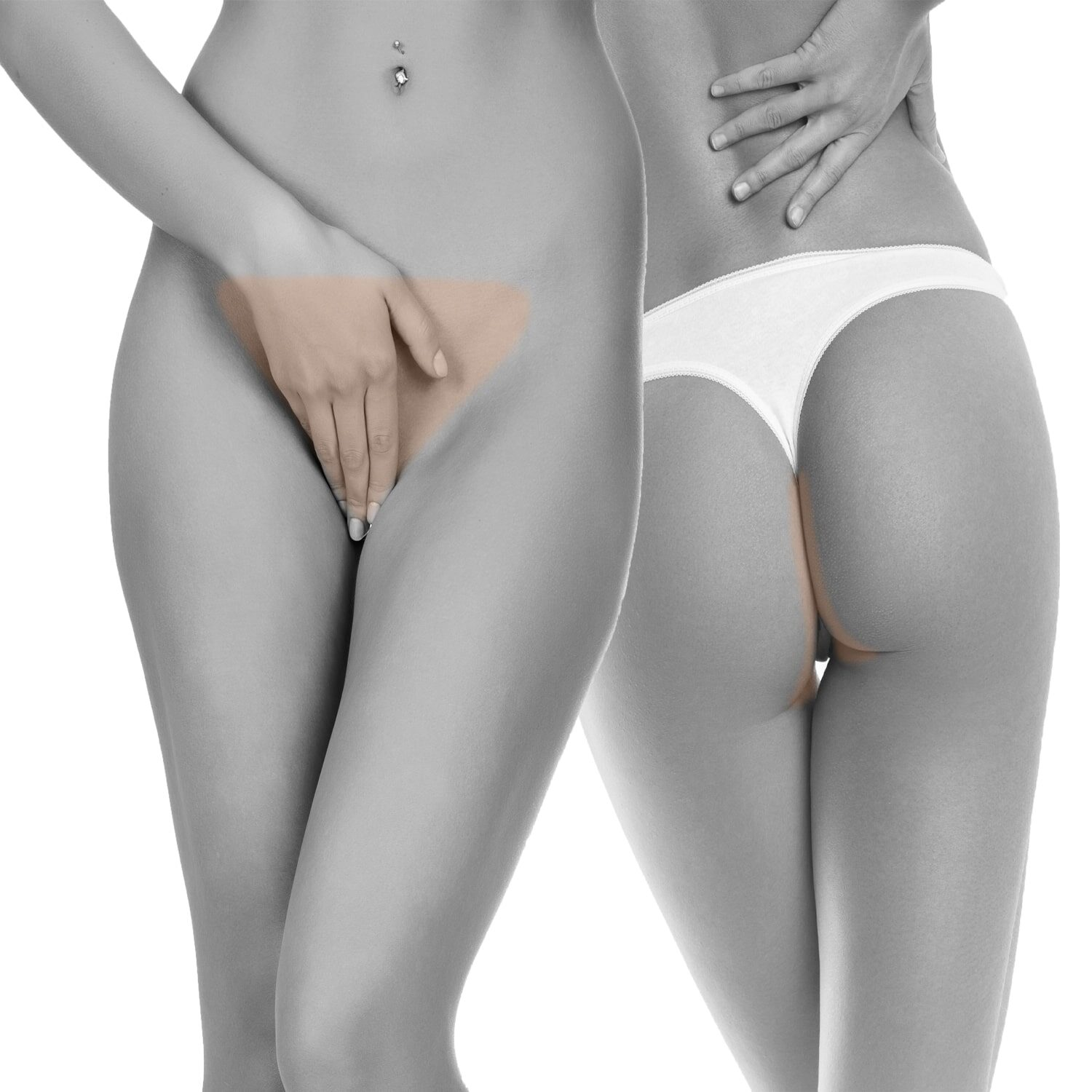 Full Brazilian Laser Hair Removal For Women in NYC