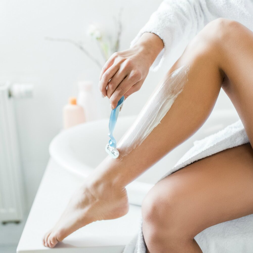 Why You Need To Shave Before Your Laser Hair Removal Session