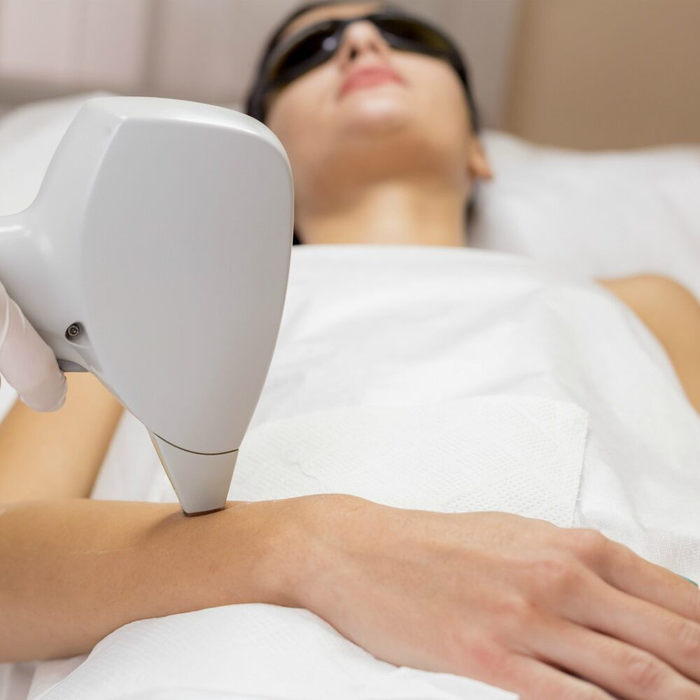 A Brief History Of Laser Hair Removal