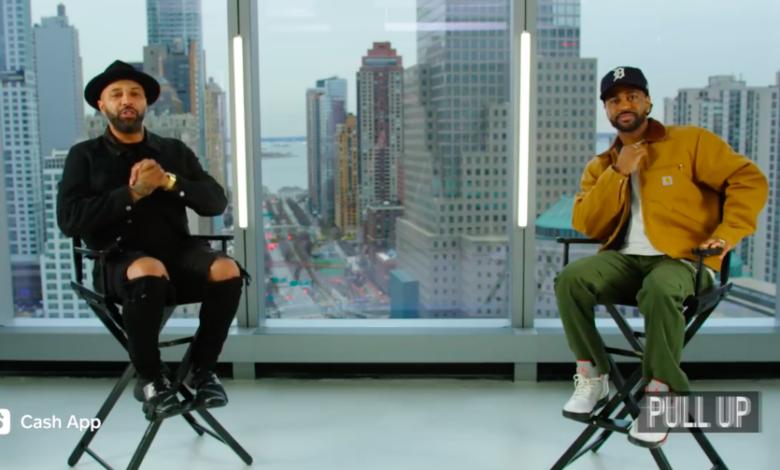Big Sean Gets Interviewed On Detroit 2