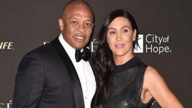 Photo of Dr. Dre's Estranged Wife Now Being Investigated By The LAPD For Embezzlement