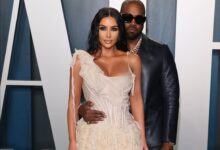 Photo of Kanye West Announces Wife Kim Kardashian Is Now Billionaire