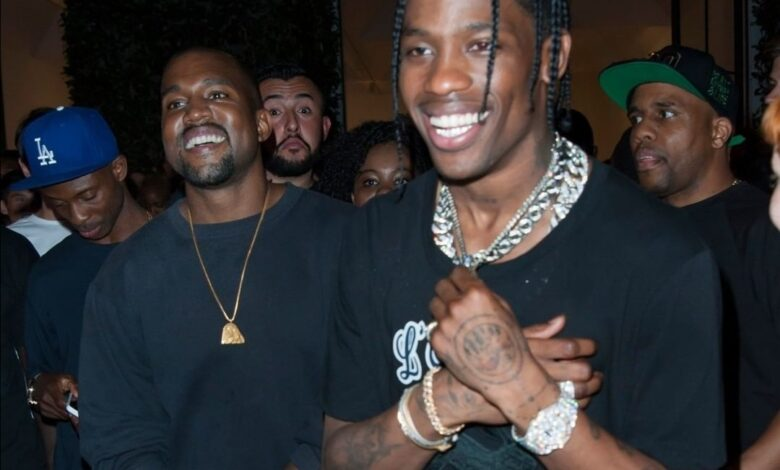 """Kanye West Drops Video For """"Wash Us In The Blood"""" Single Off New Album 'God's Country' Ft Travis Scott!"""