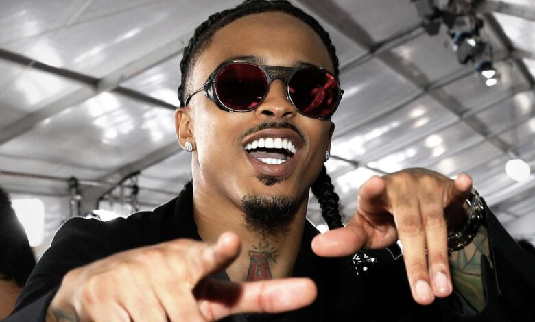 August Alsina Drops Music Video For 'Rounds'