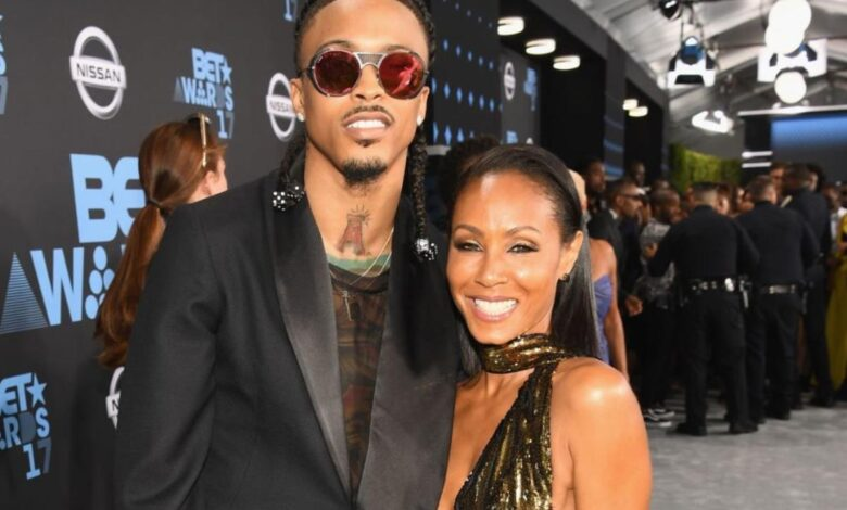 August Alsina Says Will Smith Gave His Blessing For Alleged Relationship With Jada Pinkett Smith