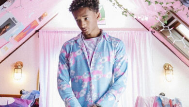 Photo of Jaden Releases New Track 'Cabin Fever' and Colorful Visualizer! + Collab with New Balance