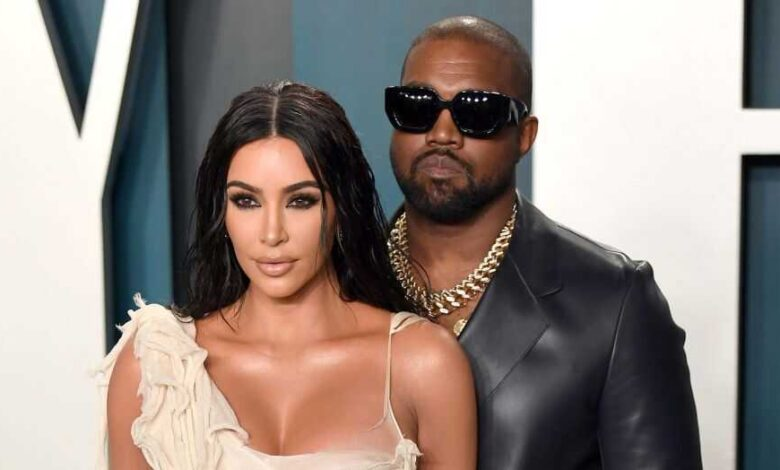 Kanye West Claims H e Has Been Trying To Divorce Kim Kardashian