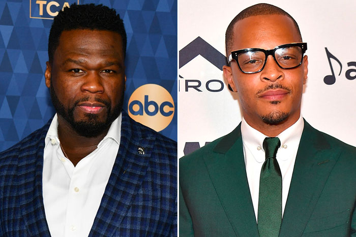 TI Challenges 50 Cent To A Versus Battle Says He Can Also Bring Eminem or Dr Dre If He Wants