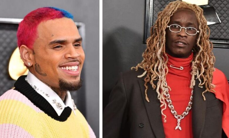 Watch! Chris Brown and Young Thug 'Go Crazy' Music Video Now Released