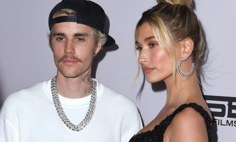 Justin Bieber And Wife Hailey Pay Kanye West A Visit