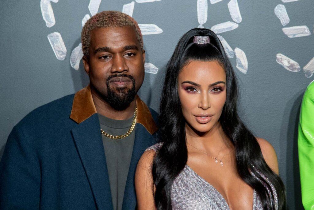 Photos! Kim Kardashian Reunites With Husband Kanye West In Wyoming Following His Twitter Meltdown