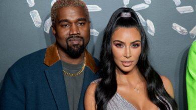 Photo of Photos! Kim Kardashian Reunites With Husband Kanye West In Wyoming Following His Twitter Meltdown