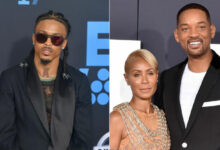 Photo of Will Smith Denies That He Approved Of Jada's Relationship With August Alsina