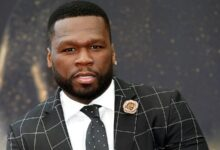 "Photo of 50 Cent Reacts To News That Dr. Dre's Estranged Wife Claims To Co-Own The Name ""Dr. Dre"""