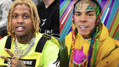 Photo of Lil Durk Claims He Was Offered Millions By A Member From 6ix 9ine's Team To Continue Trolling Him