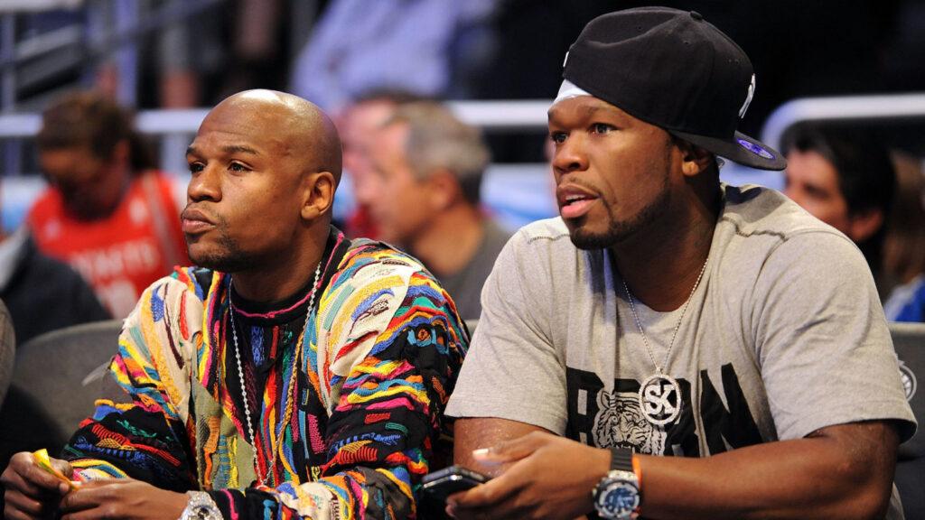 50 Cent Trolls Floyd Mayweather