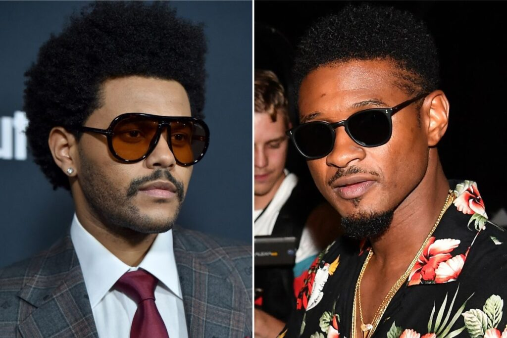 """The Weeknd Clears The Air On His """"Feud"""" With Usher"""