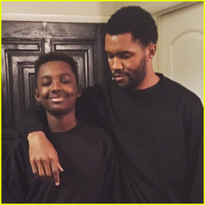 Frank Ocean and Younger Brother Ryan