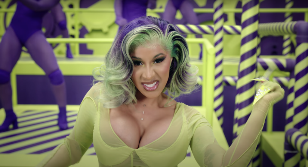 """Cardi B Gives Away $1 Million To Fans To Celebrate the Success Of """"WAP"""""""