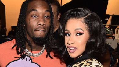 Photo of Cardi B Reportedly Filed For A Divorce From Offset