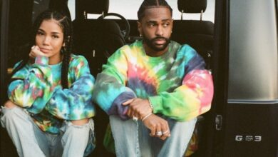"Photo of Big Sean Previews ""Body Language"" Video With Jhené Aiko!"