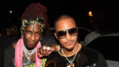 """Photo of T.I. Releases New Single """"Ring"""" Featuring Young Thug"""