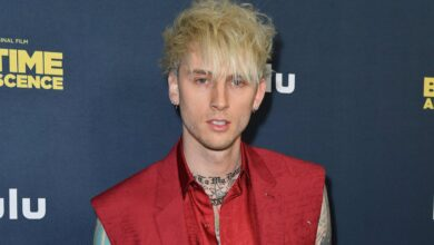 Photo of Machine Gun Kelly Earns His First Ever Billboard No. 1 With 'Tickets To My Downfall'