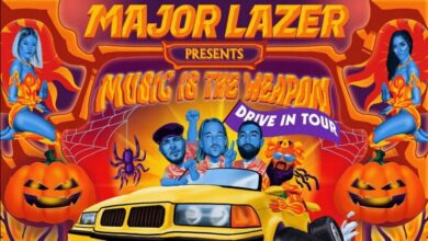 Photo of Major Lazer Releases New Album 'MUSIC IS THE WEAPON'!