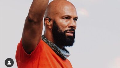 Photo of COMMON Releases New EP, 'A BEAUTIFUL REVOLUTION PART 1,'!
